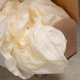 Seidenpapier creme
