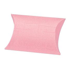 Kissen Geschenkschachtel rosa (Pillow Box)