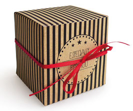 """Geschenkverpackungen """"Cube"""""""