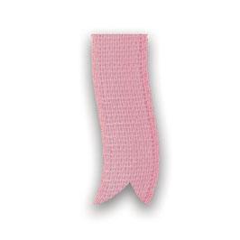 Gitterband aus Papier 25mm rosa - 5 Meter