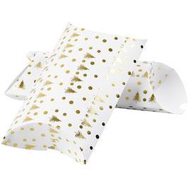 Pillow Box  Weihnachtsbaum 3 Stück