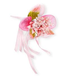Blumenbouquet am Stil