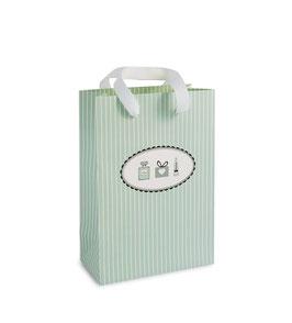 """Geschenktüte """"Parfüm"""" mint"""
