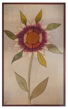 Un fiore per te  30x50cm