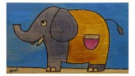 Dumbo 17x10cm