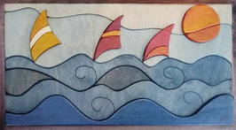 Navigare 18x32cm