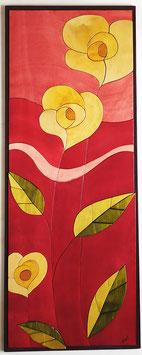 Rose gialle 30x80cm
