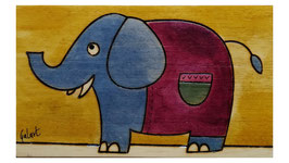 Dumbo 10x17cm