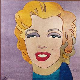 Omaggio a Andy Warhol 30x30cm