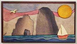 Capri  18x32cm