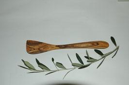オリーブ木 へらカービング 30cm、巾 5cm