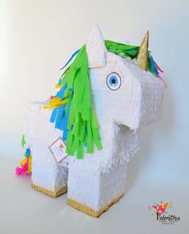 kleine Einhorn-Piñata