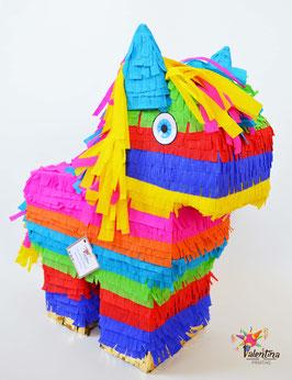 kleine bunte Burro-Piñata