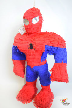 Superheld-Piñata Spinnemann