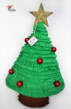 Weihnachtsbaum-Piñata