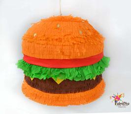 Hamburger-Piñata