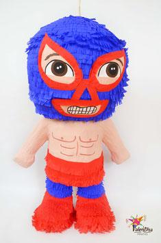 Mexican Wrestler-Piñata