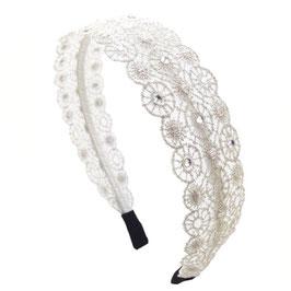 all'ingrosso autentico molti alla moda Accessori per cerimonia - Righe e Pois Accessori per capelli