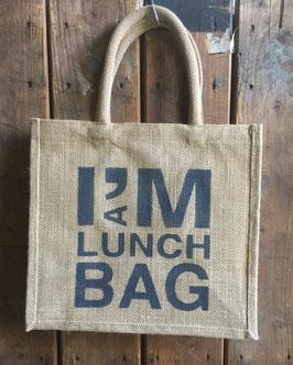 I'm a lunch bag
