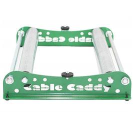 Abrollvorrichtung Cable Caddy 510 mm - Grün