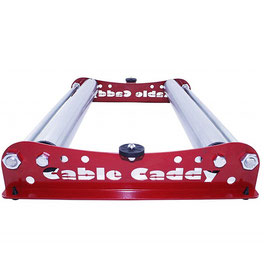 Kabelabroller Cable Caddy 510 mm - Rot