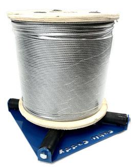 Cable Caddy X - Kabelabroller für vertikal aufgelegte Kabelhaspeln