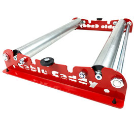 Kabeltrommelabroller Cable Caddy 3in1 - Rot