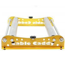 Kabeltrommelabroller Cable Caddy 510 mm - Gelb