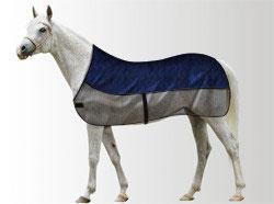 Kühldecke für Pferde