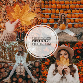 """LB Preset Package """"Moody Autumn Collection"""""""