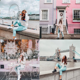 """LB Preset Package """"London Collection"""""""