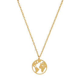"Necklace ""World"""