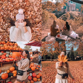 """LB Preset Package """"Colorful Autumn Collection"""""""