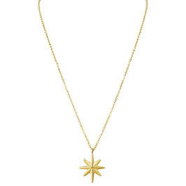 "Necklace ""North Star"""