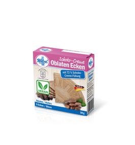 WETZEL gefüllte Schoko-Creme Oblaten-Ecken