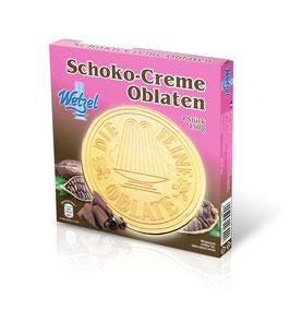 WETZEL Schoko-Creme Oblaten