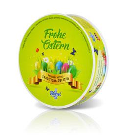 """Original WETZEL Traditionsoblaten als Sonderedition """"Ostern"""""""
