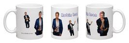 """Mug """"Robin Leon"""""""