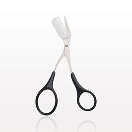 Schere für Augenbrauen und Bart