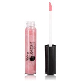 Lipgloss (Glitzer oder Schimmer) - besonders lang haltend, mit Vitamin E, Vanilleextrakt und Glitzerkristallen