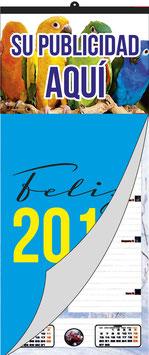 Calendario Lechera clásica 21