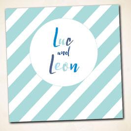 Luc + Leon
