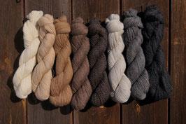 100 % Baby Alpaka Wolle | 250m/ 50g
