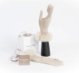 Echtfell Handschuh