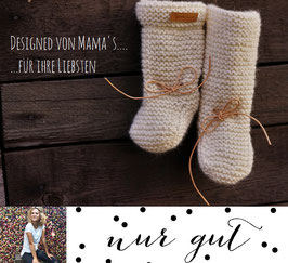 Softe Baby Booties