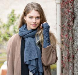 2 in 1 | De Lux Dekolleté Schmeichler und klassischer Schal