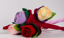 Handtuch Rose