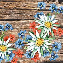 23 Ser. Alpenblumen