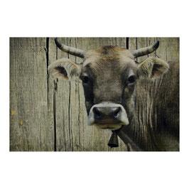 Allgäuer Kuh Fußmatte