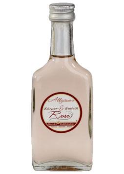 Rosenblüten - Körper Öl